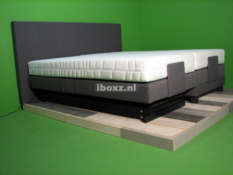 2 persoons Carefree Premium hoog-laag boxspring