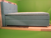 Boxspringset Fashion Blue